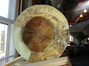 Mast base 1