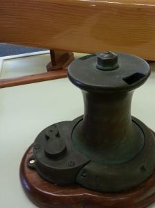 1. Display winch