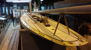 5. Aft View with new boomcrotch