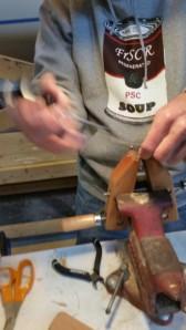 1 Making a splicing jig