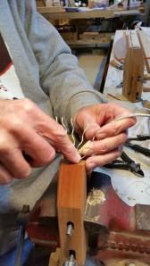 4 Splicing wire