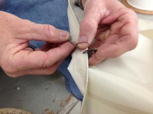 6 Sewing Hanks