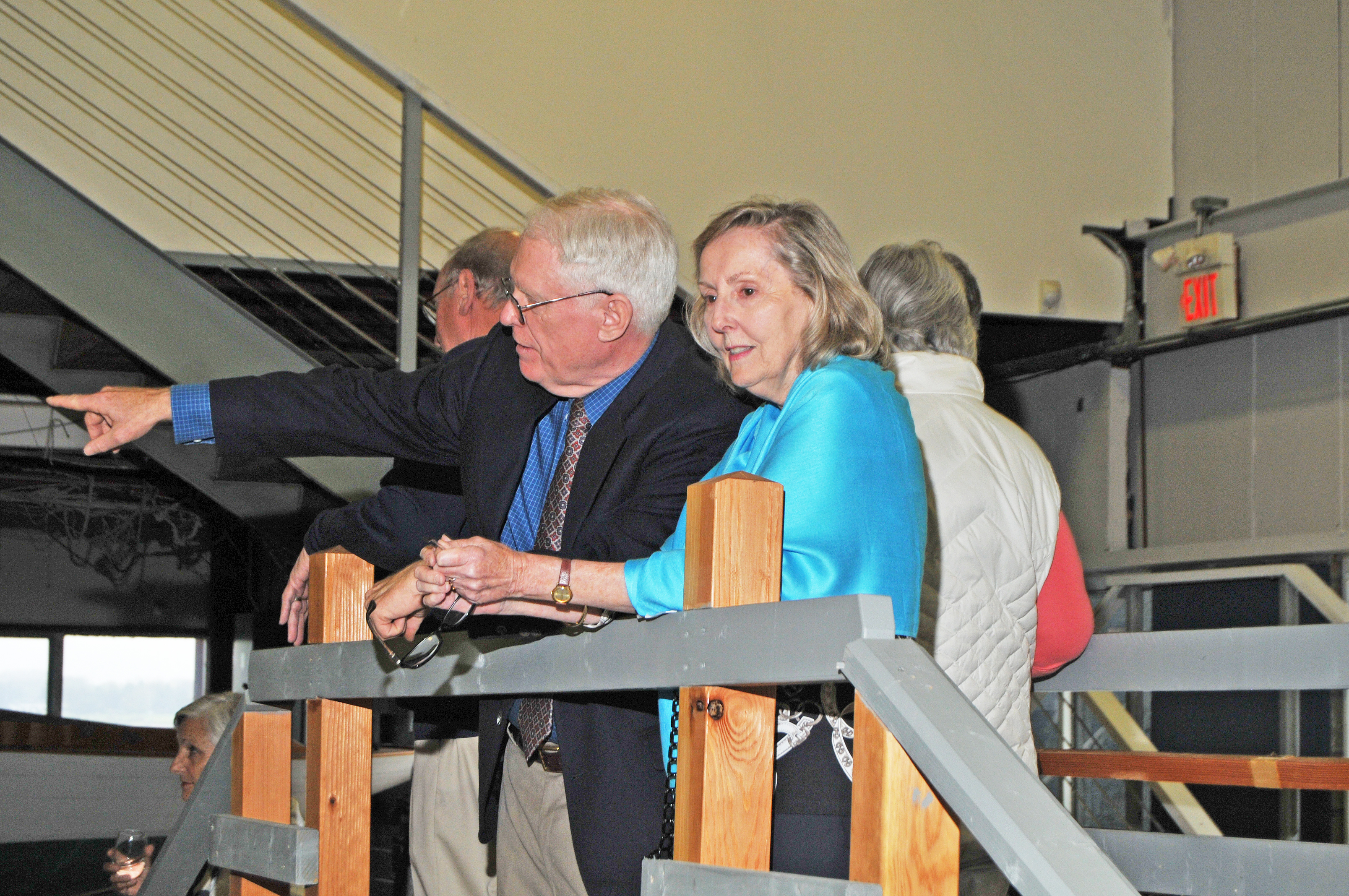 8. Reliance, Sandy  with Barbara Bartram